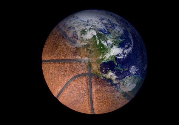 ballon terre