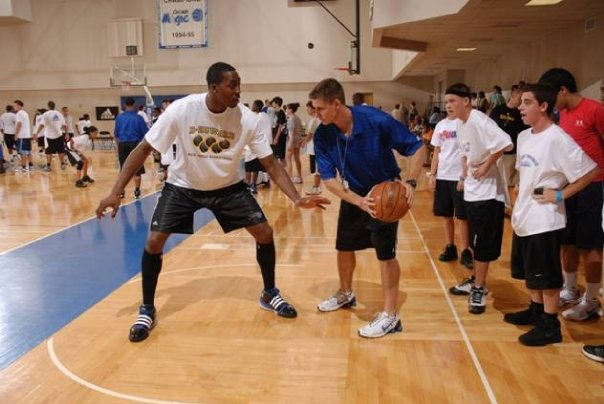 ORLANDO MAGIC BASKET SUMMER CAMP USA
