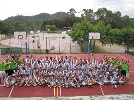 stage basketball