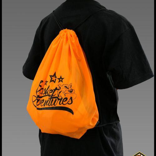 bagpack orange